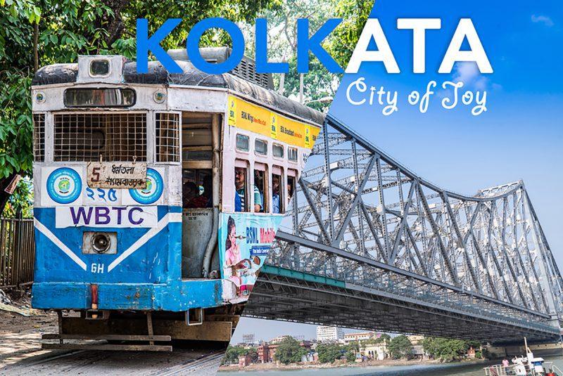 A Day in Kolkata (aka City of Joy)